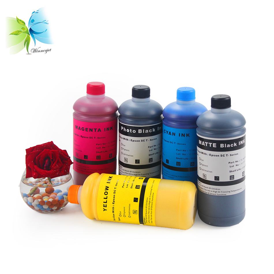 China Ink Premium Manufacturers And Suppliers On Fast Print Black 100ml Dye Based Photo Epson