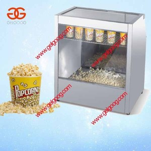 Luxury Popcorn Machine Heat Preservation Box/Electromechanical Hot Popcorn Machine