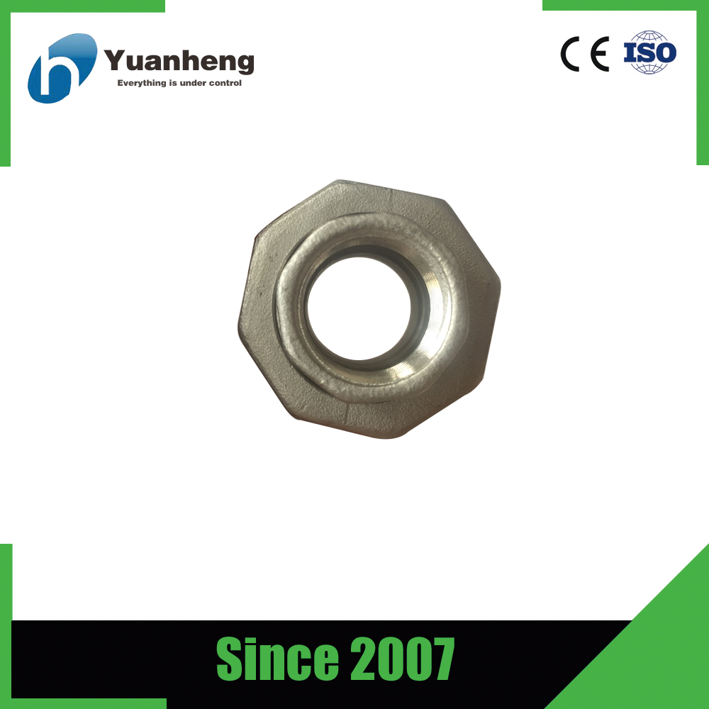 304 stainless steel pipe fitting union