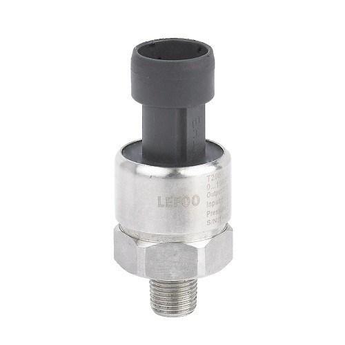 LEFOO T2000 yüksek hassasiyetli evrensel hava kompresörü basınç sensörü su basınç sensörü otomatik motor yağı yakıt basınç sensörü