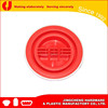 Good quality 68mm plastic snap caps with security ring