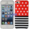 2014 new thin for iphone 5 colorful back cover housing