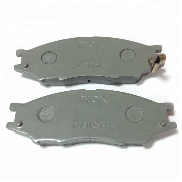 China Brake Fabrikant Auto Onderdelen Schijfrem Pad Voor N16 OEM 41060-95F0A
