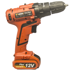 12V Two speed multifunctional Rechargeable electric drill hammer Cordless screwdriver drill cordless