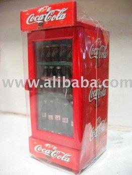 Mini Coke Refrigerator (medium Size,1 Door) - Buy Miniature Coke  Refrigerator Product on Alibaba com