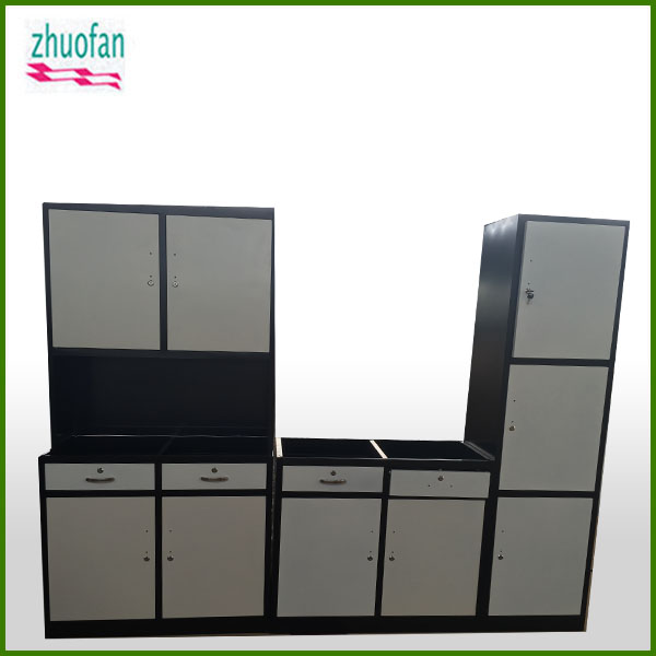 Metal Design Italian Kitchen Cabinet Manufacturers