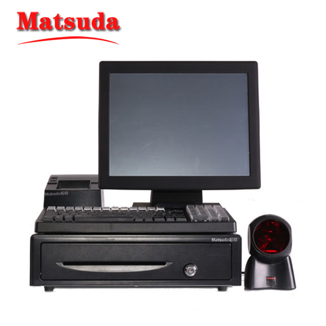Fast speed I3 CPU processor POS system/i3 POS terminal/ I3 point of sale