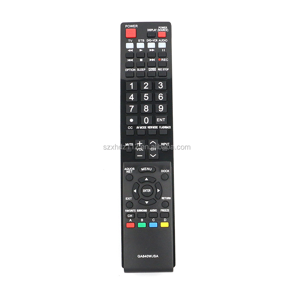 New GA840WJSA Replace Remote Control fit for Sharp TV