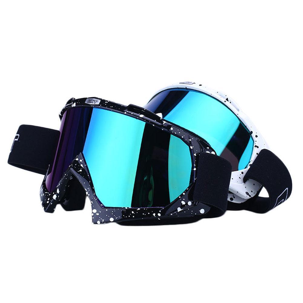 30de075cce Compre Gafas De Esquí De Snowboard Profesionales Lentes Dobles Gafas ...