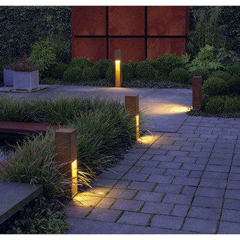 New Design Lamp 2014 Lighting For Gate Pillar 3w Lamps For Garden ...