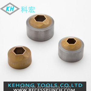 Qualified Trimming Die For Hex Bolts