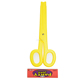 Unique Design Funny Yellow Scissors Toys For Joke