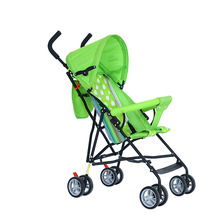 3 in 1 baby stroller/cheap baby stroller with rolled up cushion/light weight stroller with shopping bag