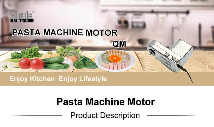 shule electric pasta machine motor for sheeter maker machine