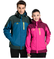 Waterproof Ski Jacket Breathable Snowboard High Quality One or Two Piece Jacket Winter Outdoor Snow Clothing