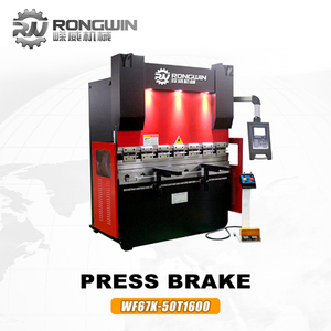 DA41controller 125T 3200 hydraulic press break CE for metal sheet