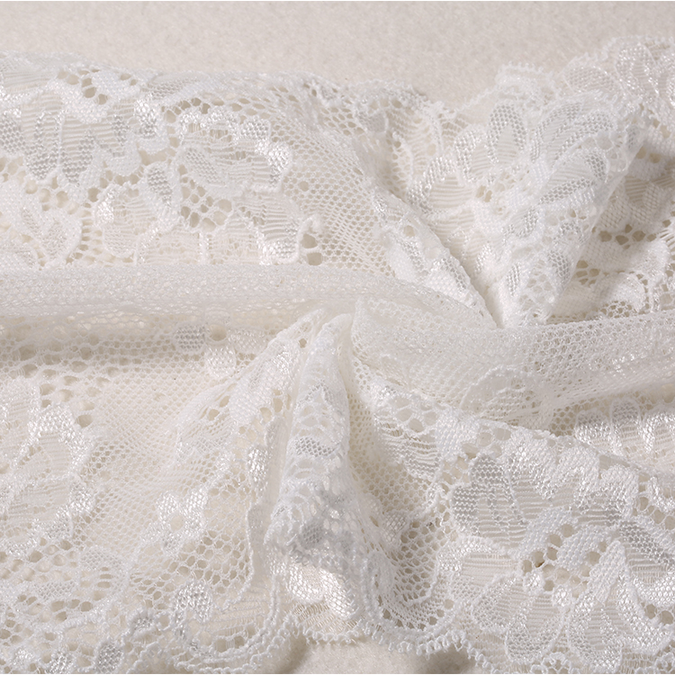High Quality Nylon90% Spandex10% Beautiful Africa Lingerie Lace Fabric,Nigeria Guipure Lace