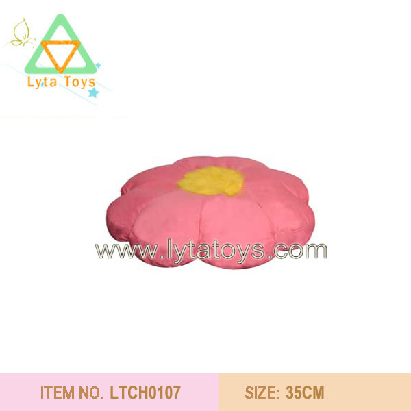 Flower Shaped Cushion Pillow Toy