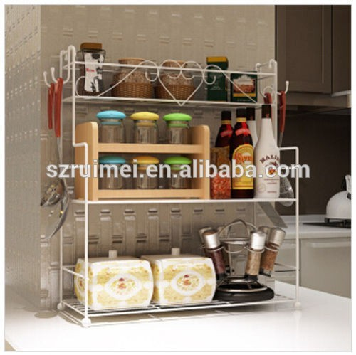 Great New Free Standing Kitchen Storage Racks U0026 Spice Organizer   Buy Kitchen  Storage Racks,Spice Rack,Wall Mount Spice Rack Product On Alibaba.com