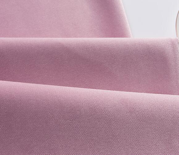 Tissu en velours 100% Polyester, Jaguar, excellente qualité