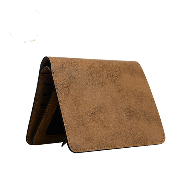 China Supplier Oem Service Handmade Leather Men <strong>Wallet</strong> Manufacturer