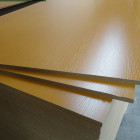 China Factory Sanded Raw MDF/Plain MDF HDF /Melamine MDF Board