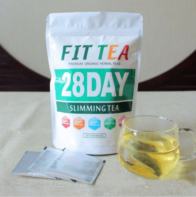 wholesale Private label 28 days flat tummy tea / burn fat tea / slimming tea. - 4uTea | 4uTea.com