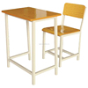 Keliang china folding student double school desks