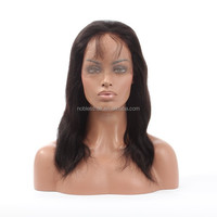 "stock long or short 30"" inch malaysian full lace wig natural color all colors, textures as your request"