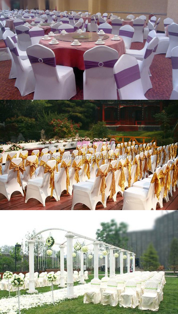 Plastic Chairs For Wedding Decoration Chair Cover Whole
