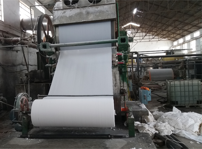 paper production machine