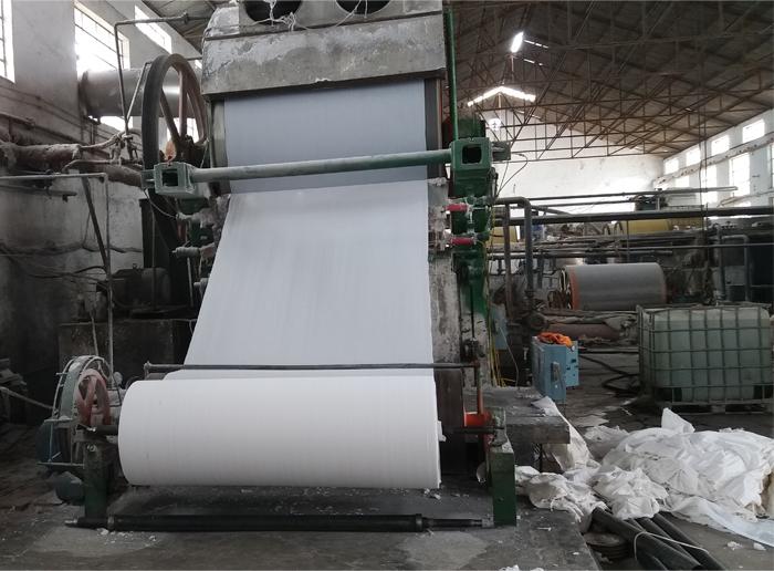 toilet paper making machinery