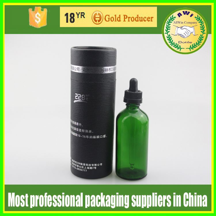 HI Q 5ml e liquid concentrated flavorings bottles with glass dropper
