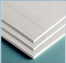 gypsum board para de paredes y techos interiores