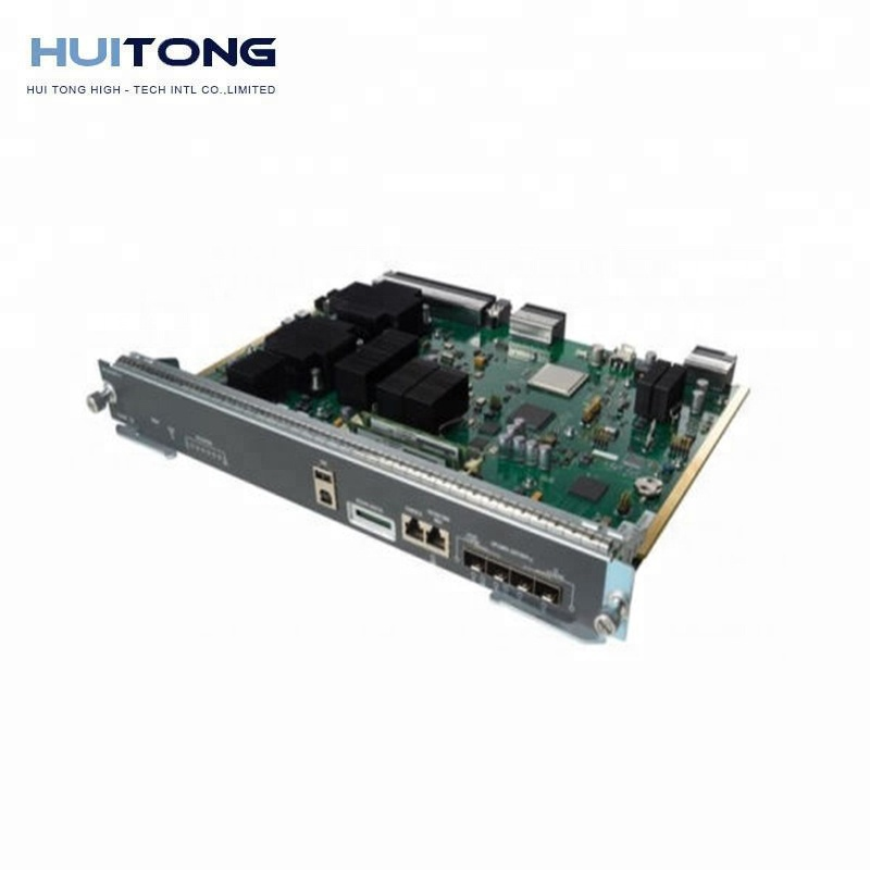 Cisco WS-X45-SUP8-E Supervisor 10GE SFP + Cisco 4500 Sup 8-Garansi 1 Tahun