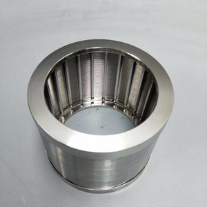 Stainless steel Johnson screen filter AP made in china hebei