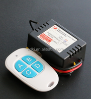 universal auto gate remote control transmitter and receiver