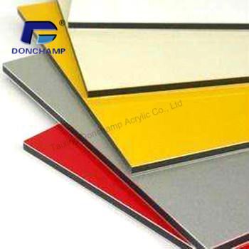 Top Material Composite Panel Acp Aluminium Bond - Buy Composite Panel Acp  Aluminium Bond,Aluminium Composite Panel,Aluminium Composite Panel Product