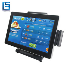 New Model-15.6 Inch Android Pos System/Pos terminal With Customer display