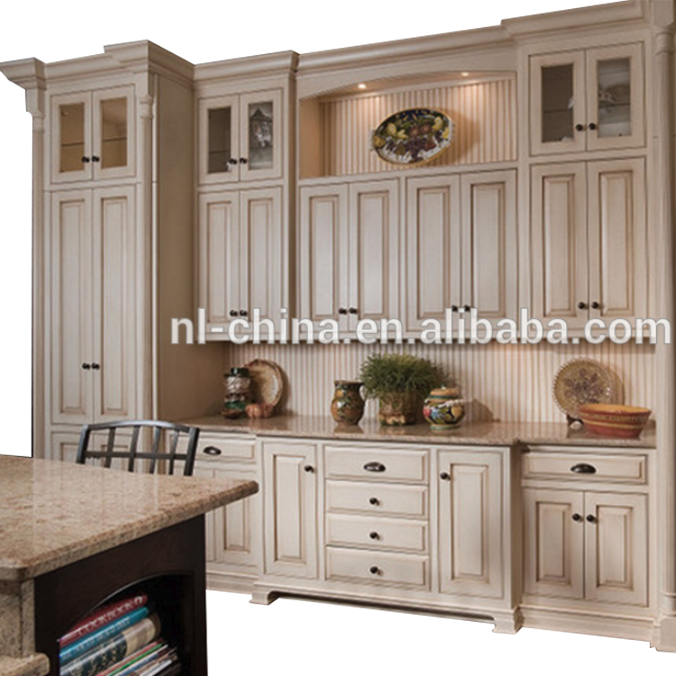 Best Price High Quality Poplar Kitchen Cabinet Solid Wood Buy