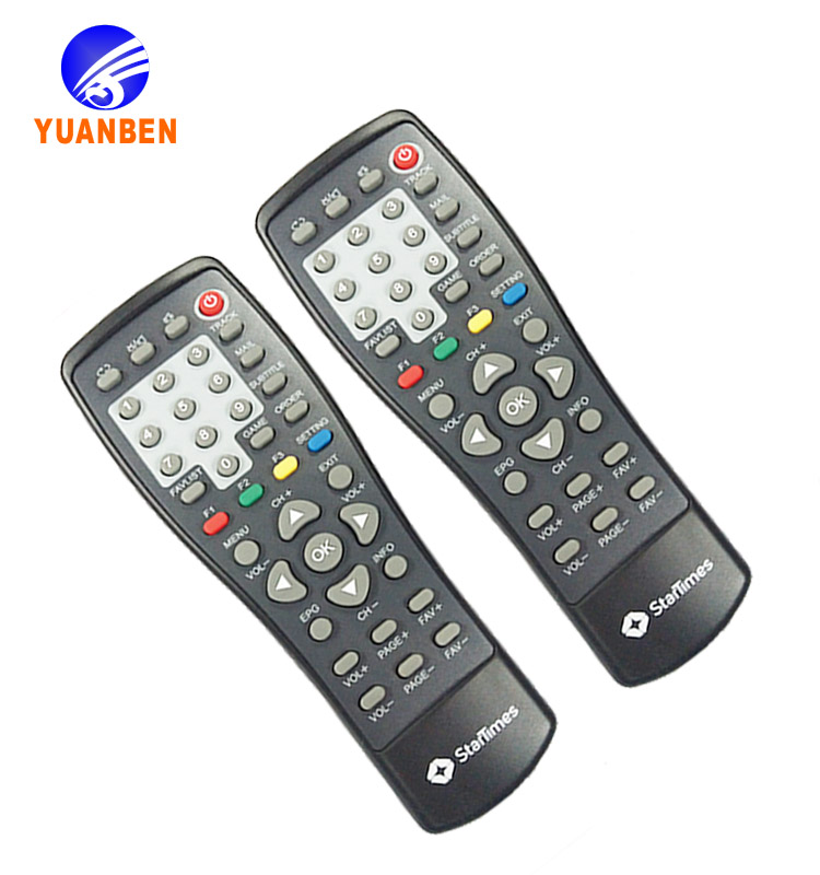 Factory Supply remote control tv starsat light new original