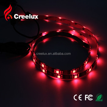 holiday hot 33 feet 60pcs 5050 leds rgb usb powered by 5v phone charger