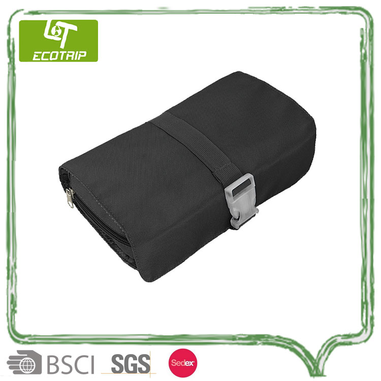 Chinese professional factory tsa compliant carry on clear travel toiletry bag
