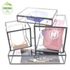 mirror jewelry organizer museum display museum display case mini trinket box