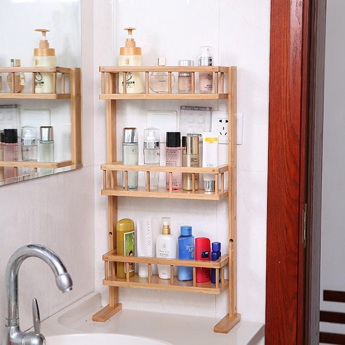 4 tier bamboo fridge storage rack 3