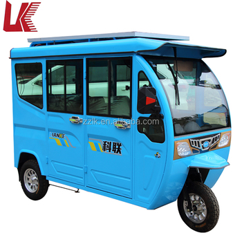Pedal Cars For S Electric Car With 4 Seats Cargo Box