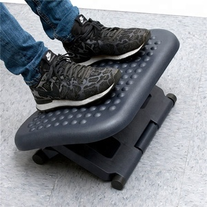Adjustable Tilt Angle And Height Position, Comfortable Ergonomic Office Footrest