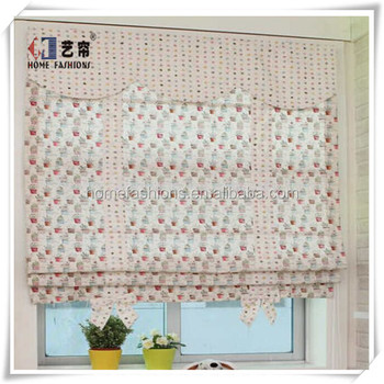 Yilian 2018 China Elegant Roman Blind Roman Blinds
