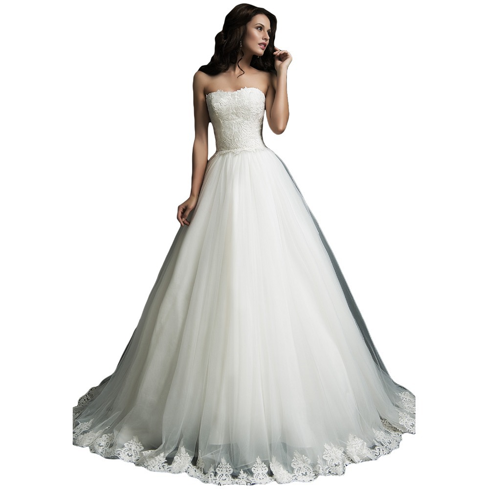 Cheap Big Puffy Ball Gown Wedding Dresses, find Big Puffy Ball Gown ...