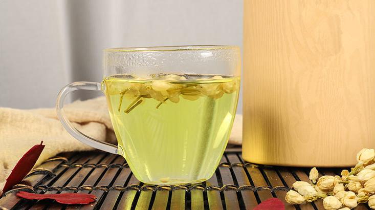 Factory Supply Flower Flavor Tea Jasmine Tea - 4uTea | 4uTea.com